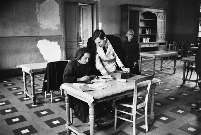 jean philippe charbonnier 25 - Фото: жизнь во французских психиатрических лечебницах 50-х годов