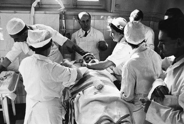 jean philippe charbonnier 27 - Фото: жизнь во французских психиатрических лечебницах 50-х годов