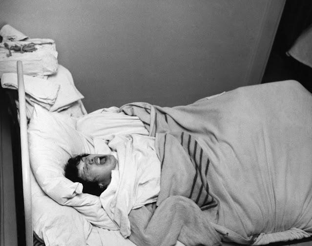 jean philippe charbonnier 28 - Фото: жизнь во французских психиатрических лечебницах 50-х годов