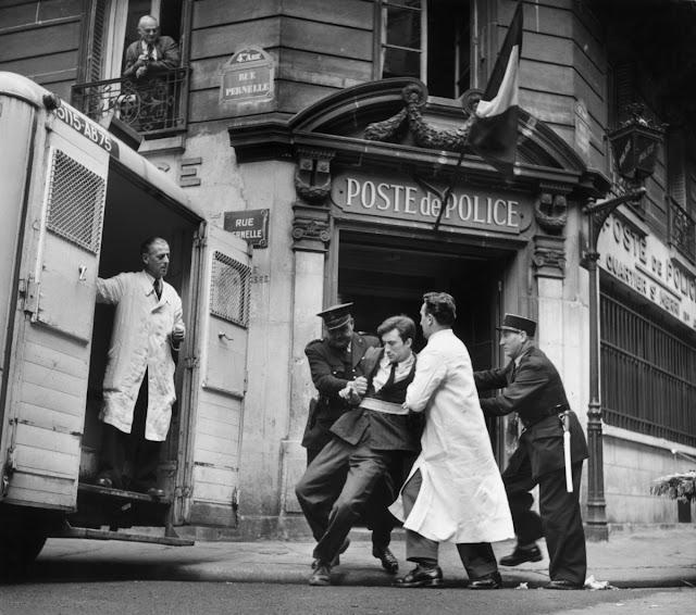 jean philippe charbonnier 29 - Фото: жизнь во французских психиатрических лечебницах 50-х годов