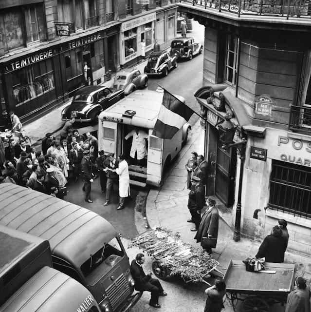 jean philippe charbonnier 30 - Фото: жизнь во французских психиатрических лечебницах 50-х годов