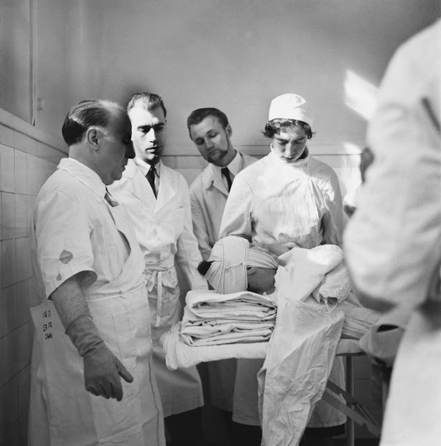jean philippe charbonnier 5 - Фото: жизнь во французских психиатрических лечебницах 50-х годов