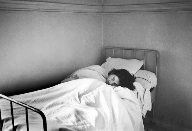 jean philippe charbonnier 9 - Фото: жизнь во французских психиатрических лечебницах 50-х годов