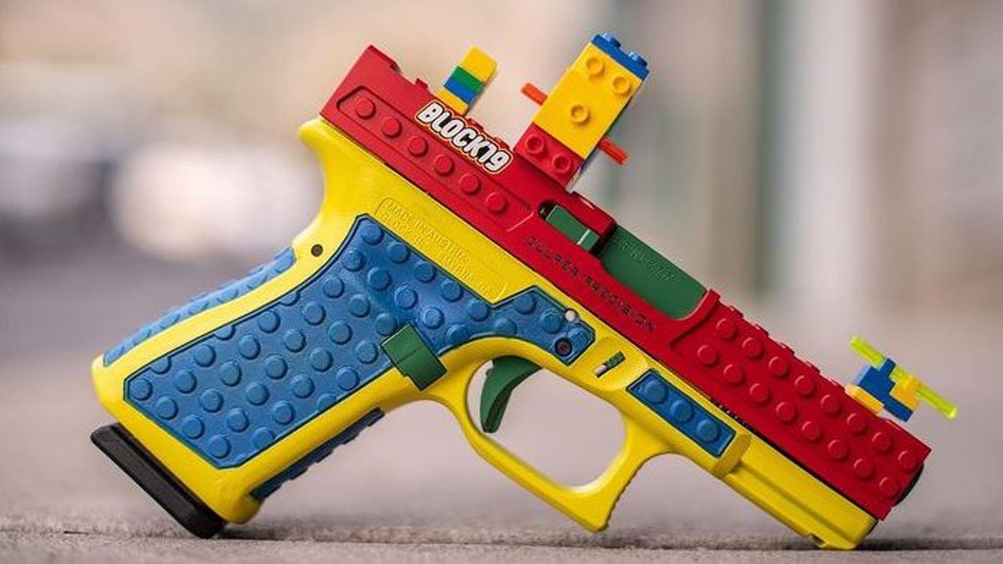 Пистолет LEGO Block 19