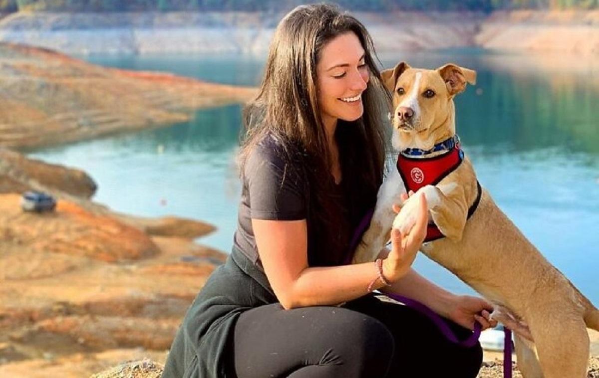 Пятничная муза: Никки Дельвенталь и ее пес