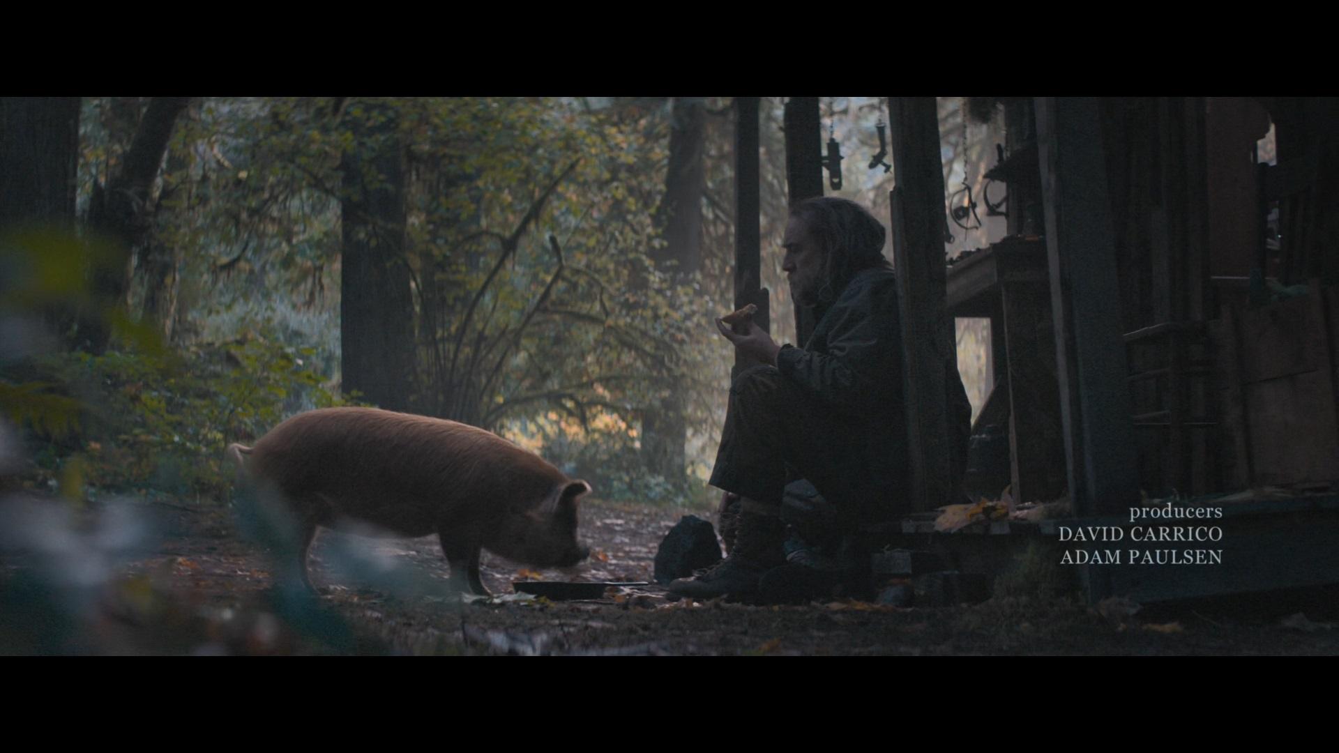 свинья 2021 николас кейдж рецензия