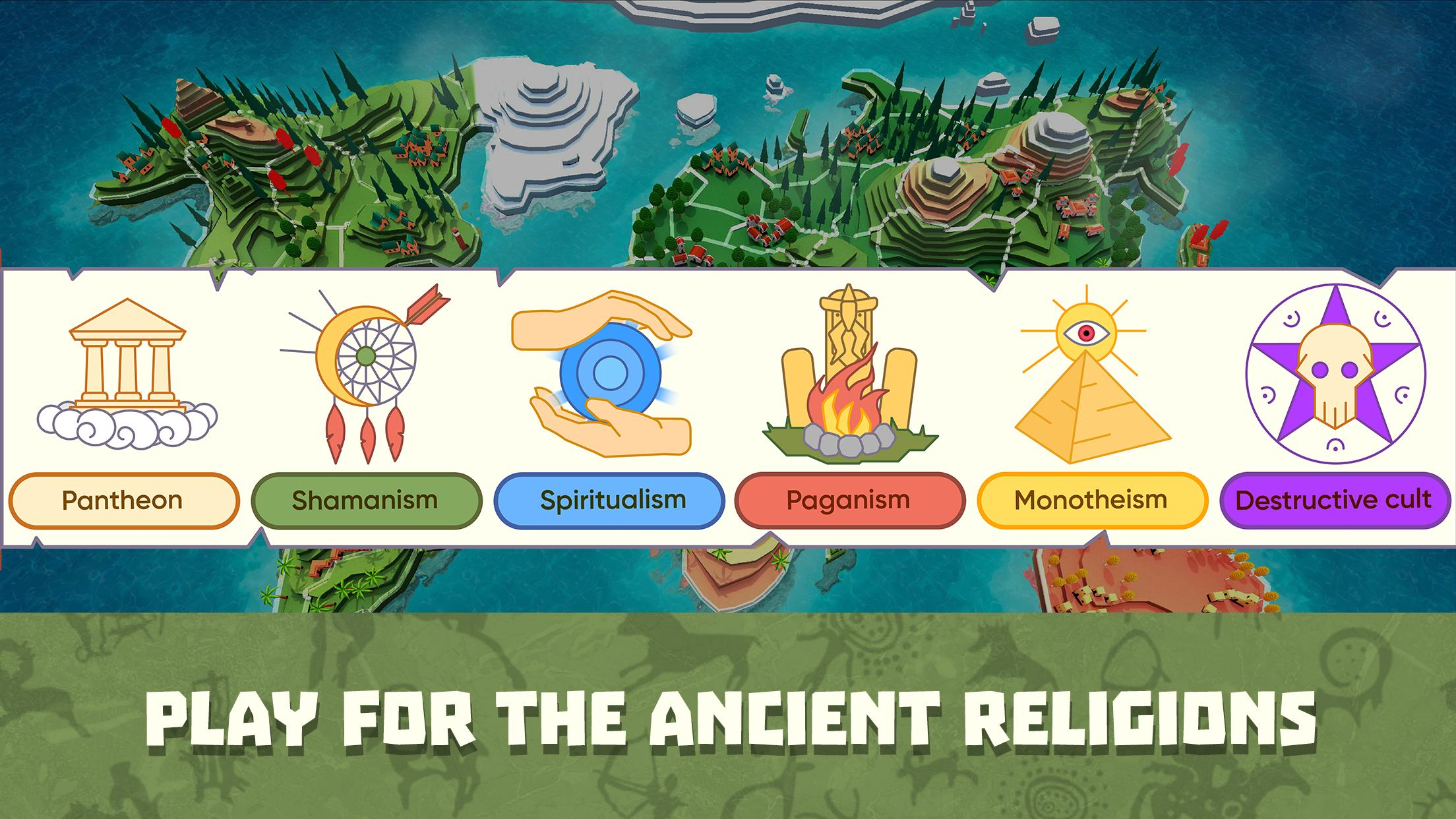 religion inc симулятор религии