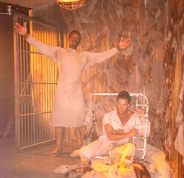 Веселые поминки по 80-м: фото со съемок фильма «Кошмар на улице Вязов 5»