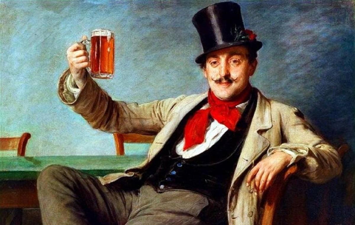 тест пиво история пива