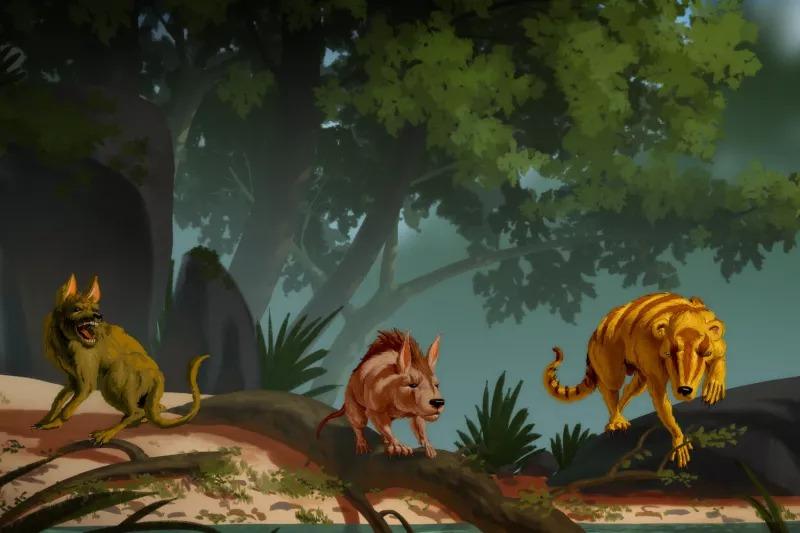 beorn 2 - Палеонтологи назвали вымерший вид млекопитающих в честь персонажа Толкина