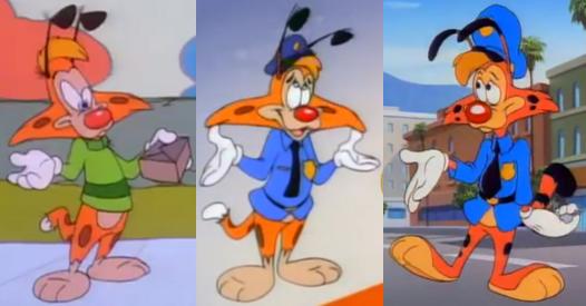 bonkers чокнутый мультсериал история
