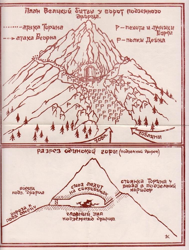 lord pf the ring 3 - Находка дня: еще одна советская экранизация Толкина — «Баллада о славном Бильбо Бэггинсе»