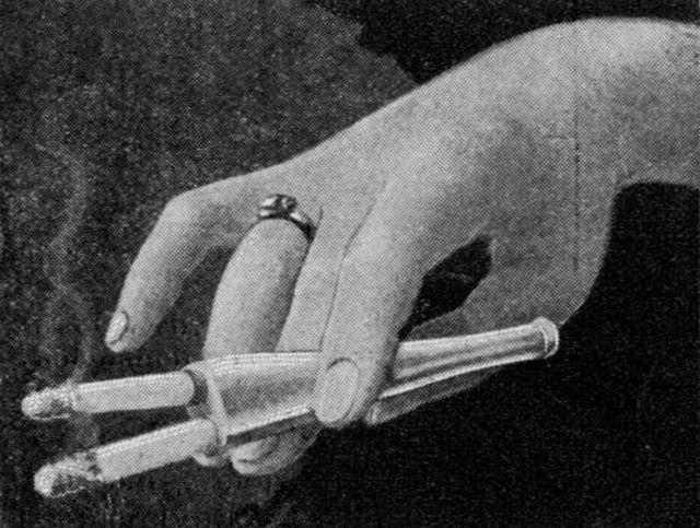 безумные изобретения для курильщиков