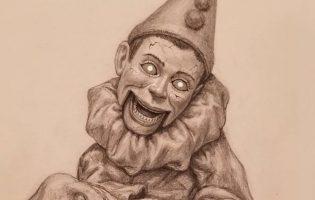 Жуткие куклы Чарльза Листера