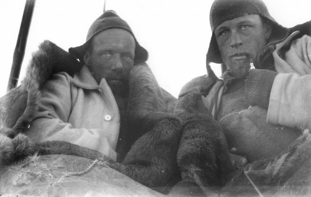 arctic expedition 12 1024x647 - Бравые «осси» во льдах: австралийская экспедиция в Антарктике 1911 года