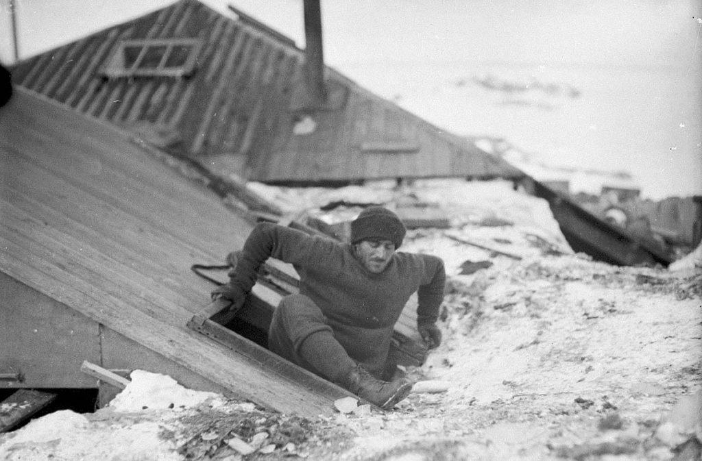 arctic expedition 15 1024x673 - Бравые «осси» во льдах: австралийская экспедиция в Антарктике 1911 года