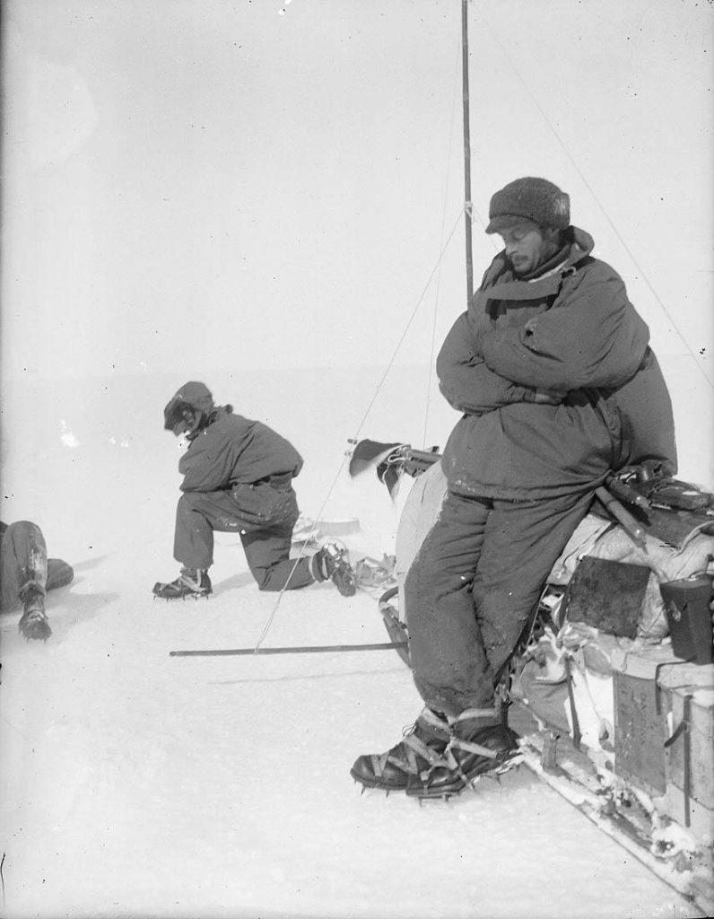 arctic expedition 16 796x1024 - Бравые «осси» во льдах: австралийская экспедиция в Антарктике 1911 года