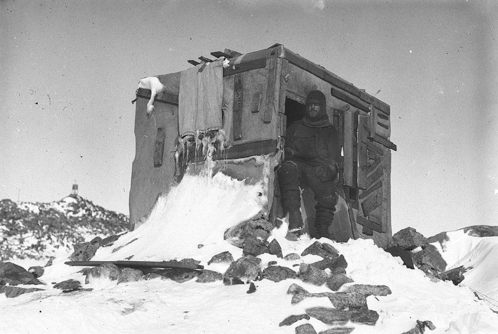arctic expedition 28 1024x688 - Бравые «осси» во льдах: австралийская экспедиция в Антарктике 1911 года