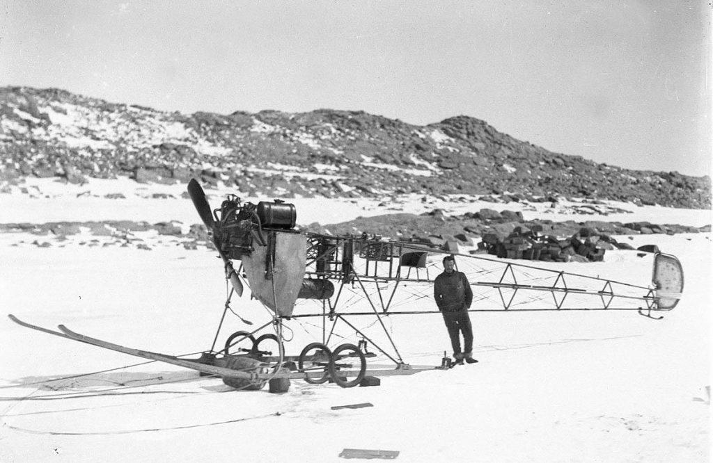 arctic expedition 3 1024x666 - Бравые «осси» во льдах: австралийская экспедиция в Антарктике 1911 года