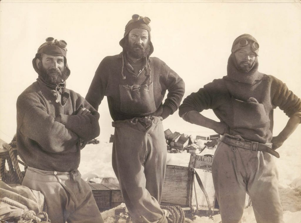 arctic expedition 31 1024x757 - Бравые «осси» во льдах: австралийская экспедиция в Антарктике 1911 года