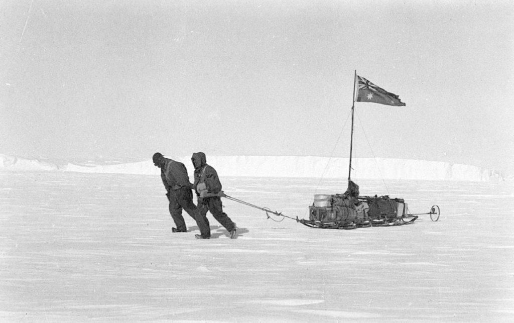 arctic expedition 33 1024x643 - Бравые «осси» во льдах: австралийская экспедиция в Антарктике 1911 года