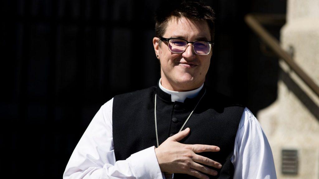 епископ трансгендер