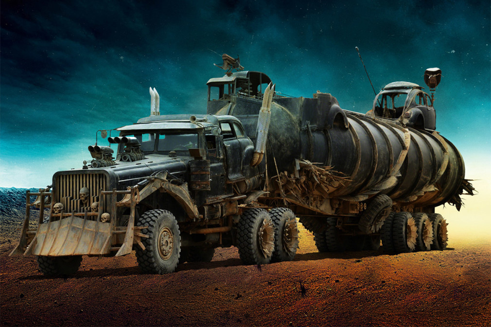 mad max cars 2 - Машины из фильма «Безумный Макс: Дорога ярости» выставлены на аукцион. Спешите купить!