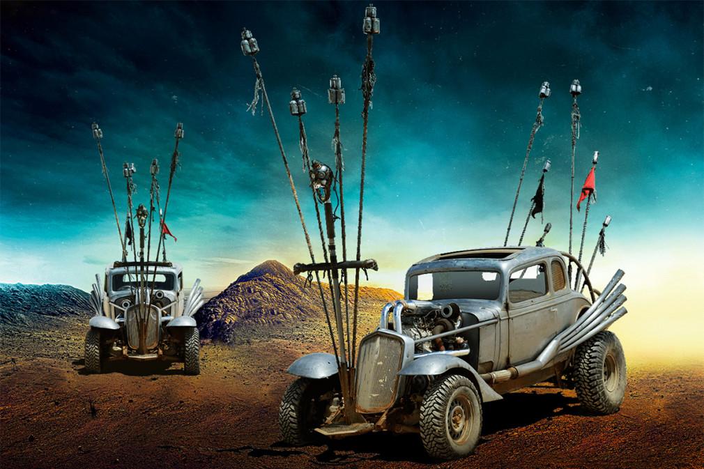 mad max cars 3 - Машины из фильма «Безумный Макс: Дорога ярости» выставлены на аукцион. Спешите купить!