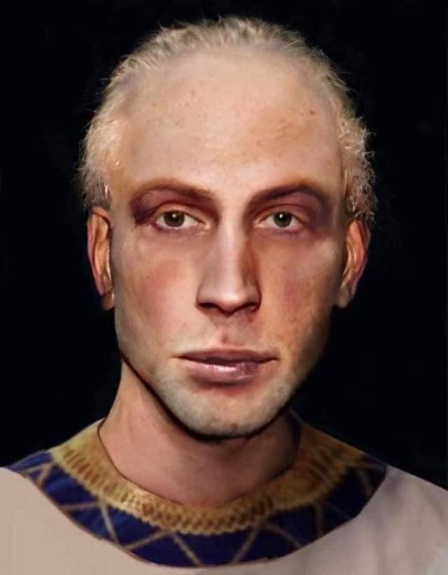 ramses 3 - Нейросесть показала, как выглядел фараон Рамсес Великий при жизни