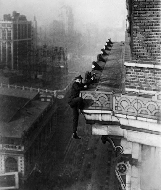 Гарри Гардинер — «человек-муха», который без страховки залез на 700 небоскребов (и умер странной смертью)