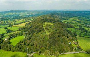 В Англии продают живописное кельтское городище железного века (всего за 100000 фунтов)