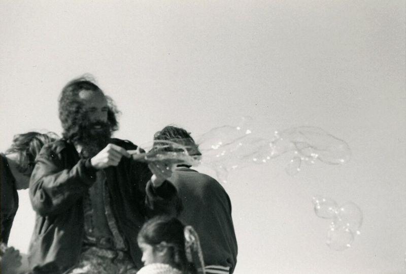 Дух свободы и юности: пляжные вечеринки в Венис, Калифорния, на фото 1970-х